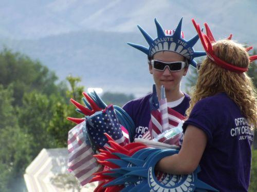 patriotinis, Liepos 4 d ., vėliava, šventė, usa, raudona, mėlynas, patriotizmas, šventė, nacionalinis, laisvė
