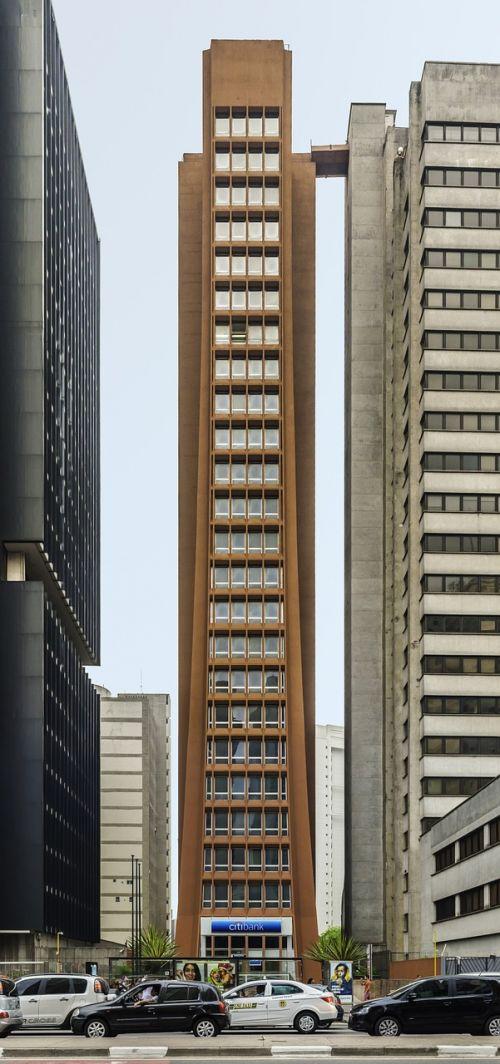 paulista avenue,Sao Paulo Brazilija,Brazilija,gatvė,dangoraižiai,miestas,aukšti namai,eismas,centras,architektūra,pastatas,pastatai,miesto aglomeracija,antstatas,gatvės
