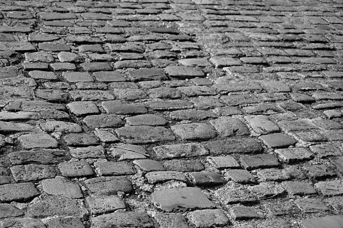 buldozeriai,senas kaimas,juostos,kaimas,juoda ir balta,viduramžių kaimas,gatvė,asfaltuota gatvė,prancūzų kaimas