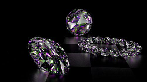 deimantas & nbsp, karoliai, rutulys, galia, deimantas, tapetai, tekstūra, skaitmeninis, brangakmenis