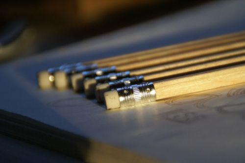 pieštukai,popierius,menas,paprastumas,guma