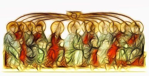 Sekminės, Šventoji Dvasia, krikščionybė, Krikščionių, bažnyčia, Religija, tikėjimas, biblija, apaštalas, Jėzus, dvasia, Dievas, Nemokama iliustracijos