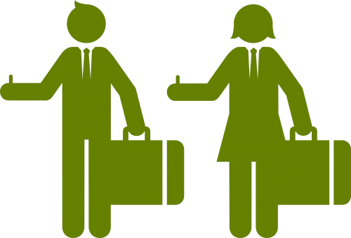 žmonės,keliautojas,keleivis,turistinis,voyager,keliautojas,keliauti,vyras,moteris,lagaminas,žalias,trampis,trampinė,piktograma,nemokama vektorinė grafika