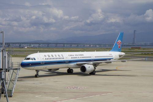 Kinijos Liaudies Respublika,marškinėliai,aviacija,Pietų Kinija,Kinija,pietus,oro linijų bendrovės,airbus,a319,100,a319-100