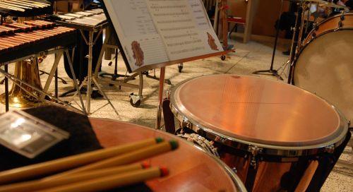 perkusija,timpani,marimba