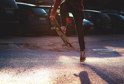 asmuo,kelias,avalynė,skate,riedlentė,skateboarder,važinėjimas riedlente,Sportas