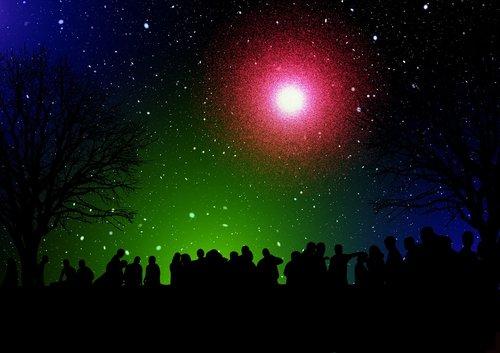 Asmeninis, žiūrovams, grupė, Žvaigždėtas dangus, kolekcija, žmogus, Marvel, žiūrėti, naktis, naktinis dangus, star, dangus, vyras, žmogus, žibintuvėlis, vakarą dangus, Cosmos, tamsiai, Astro, žibintai, mistinis, abendstimmung, nuotaika, tamsa, astronomija, žvaigždėtas, visata, šviesos, galaktika, atradimų kelionę, erdvė