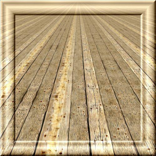 rėmas, stiklas, 3d, perspektyva, grindys, mediena, šviesa, spalva, perspektyva grindis