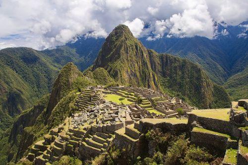 Peru,kalnai,Maču Pikču,kraštovaizdis,gamta