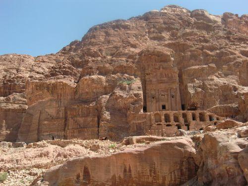 petra,Egiptas,jordan
