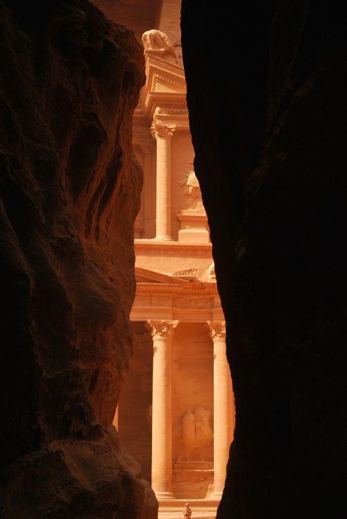 Petra, Jordan, Pasaulio Stebuklas