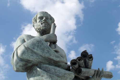 filosofija,Graikija,socrates,statula,dangus,žinoti,skulptūra