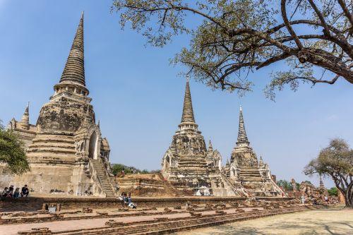 phra nakhon si ayutthaya,Tailandas,pasaulinis paveldas,Ayutthaya,senovės,tajų,šventykla,orientyras,architektūra,kultūra,griuvėsiai,paveldas,istorija,buda