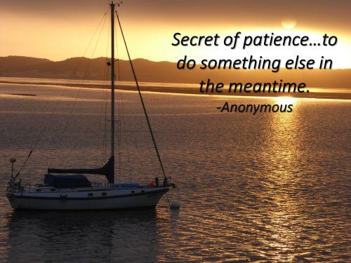 citata, citatos, nuotrauka & nbsp, citatos, kantrybė, uostas, uostas, saulėlydis, burlaivis, vanduo, nuotrauka citata apie kantrybę