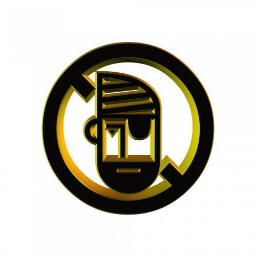 piratas, siluetas, ženklas, logotipas, simbolis, juoda, akis, menas, piratas