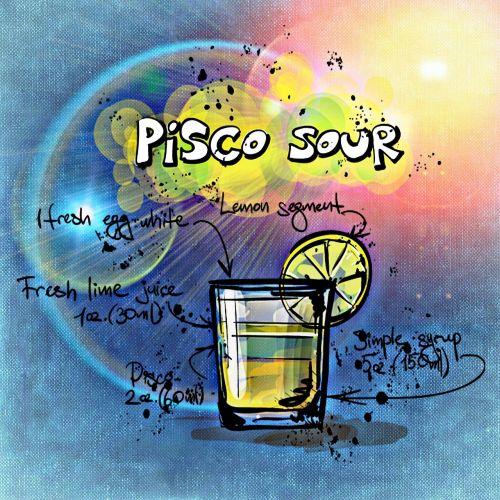 Pisco rūgštus,kokteilis,gerti,alkoholis,receptas,vakarėlis,alkoholinis,vasara