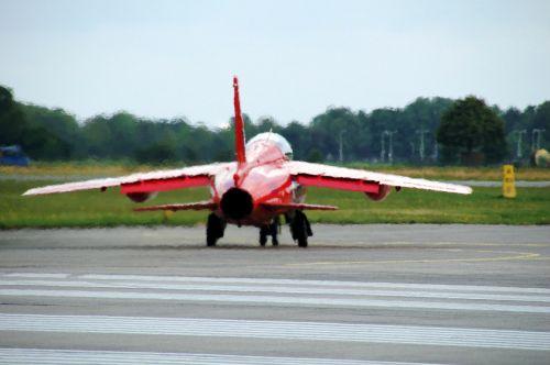 lėktuvas, orlaivis, transportas, skristi, vliegterrein, šiluma, išmetimas, variklis, raudonas baronas, pradėti, be honoraro mokesčio
