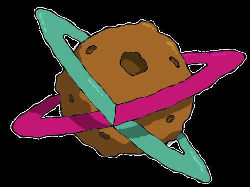 planeta,erdvė,asteroidas