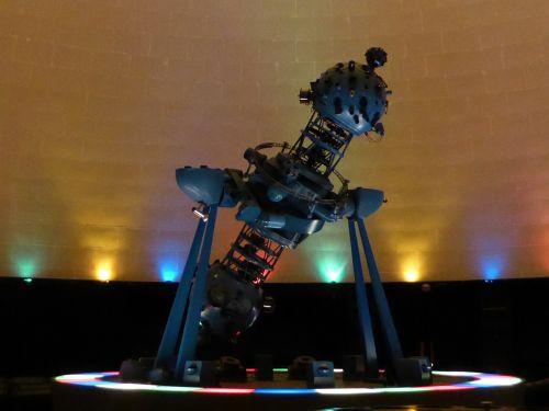 planetariumas,projektorius,budapest