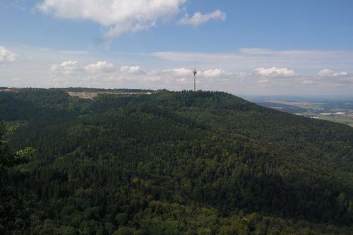 Plettenberg,radijo bokštas,požiūris,tolimas vaizdas,avių kalnas,swabian alb,Zollernalb,albų karnizai,žygis,daugiau,alb hike,ekskursijos diena,Kelionės tikslas,swabian alb nordrand maršrutas,Balingen kalnai,balingen,bokštas,Vokietijos radijo bokštas gmbh,šiaurės viršūnė,plettenbergplateau,telekomunikacijų bokštas,bokštas rūšių,gelžbetonis,ženklelis,orientyras,kalnas,aukšta uola