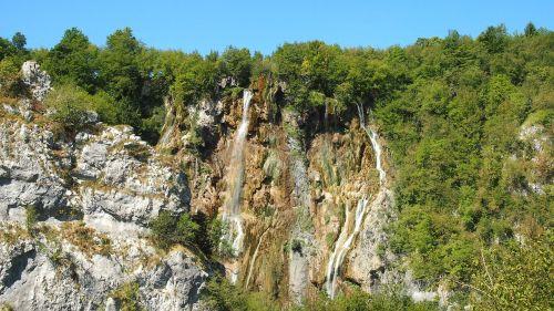 plivicer ežerai,kroatija,miškas,Nacionalinis parkas,pasaulio gamtos paveldas,krioklys,gamtos paminklas,kraštovaizdis,gamtos rezervatas,vanduo,ežeras,gamta,Unesco,dangus,plitvice ežerai,veidrodis