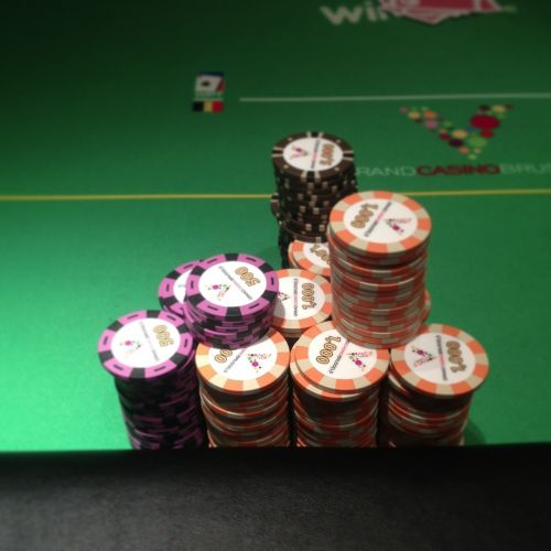 pokeris, kazino, pokerio žetonai