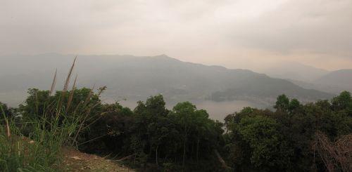 Pokara, Panorama, Nepalas