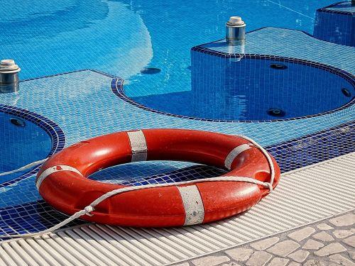 pool lifebelt summer