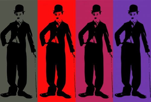 portretas, charlie, Chaplinas, charlie & nbsp, chaplinas, juoda & nbsp, balta, kino teatras & nbsp, salė, garsus & nbsp, asmuo, senas & nbsp, filmas, žinomi & nbsp, žmonės, senas & nbsp, kinas, Charlesas & nbsp, spencer & nbsp, chaplinas, balta, fonas, iliustracija, garsenybė, asmuo, menas, veidas, vyras, juoda, siluetas, Charlie Chaplino portretas