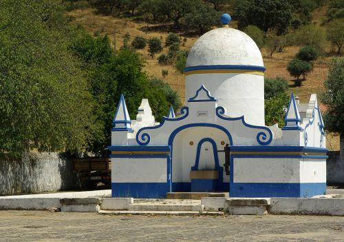 portugal,algarve,fontanas,mineralinis vanduo,šaltinis