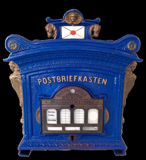 pranešimas,pašto dėžutę,pašto dėžutė,pašto dėžutės,senas,pašto dėžutė,siųsti,metalas,pašto dėžutė,mėlynas,raidės,deutsche post,kalvystė,mesti,dėžė,izoliuotas
