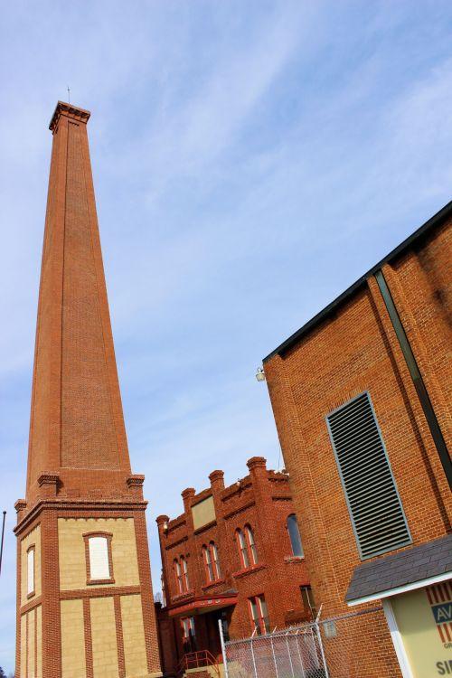 obeliskas, kaminas, milteliai, darbai, plytos, struktūra, milteliai gamina dūmtraukį