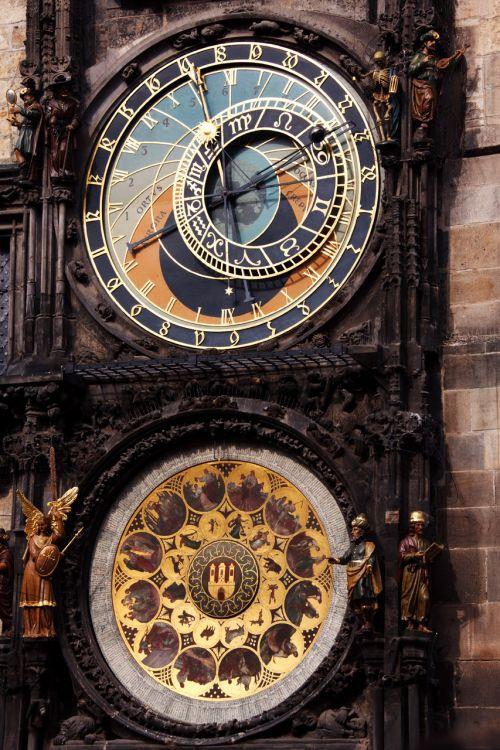 senovės, Senovinis, architektūra, astronominis, astronomija, miestas, laikrodis, čekų, surinkti, Europa, žinomas, istorinis, orientyras, viduramžių, paminklas, senas, Orloj, prague, laikas, Miestas, prague astronominis laikrodis