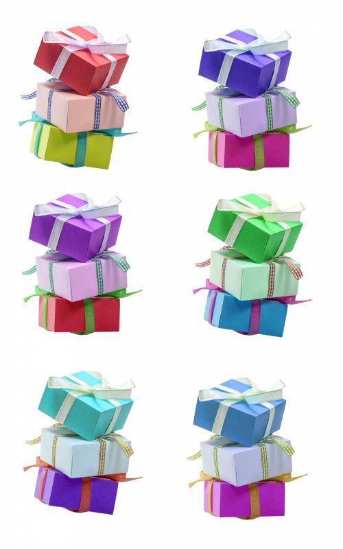 pateikti, dovanos, suvenyras, juosta, šventė, dovana & nbsp, dėžė, dovanos, dovanos & nbsp, pakavimas, dovanos & nbsp, pakuotė, pakavimas, apvynioti, vyniojamasis popierius, izoliuotas, balta & nbsp, fonas, iškarpų albumas, elementas, dizainas, dovanos izoliuoti