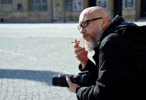 Fotografas, kulka, fotoaparatas, laukimas, pertrauka, nuotrauka, Laisvas, pertrauka