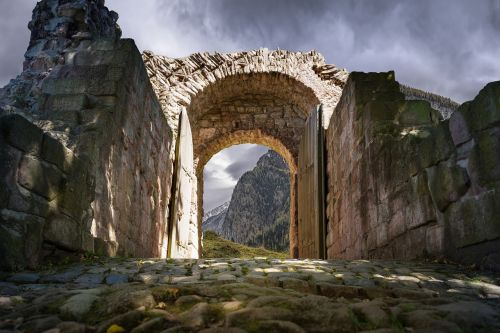 prka,griuvėsiai,kalnai,akmenys,romėnų,istorinis,romėnų griuvėsiai,turizmas,romėnų imperija,paliktas,senoviniai pastatai,griuvėsiai,Tunisas,rodyti vietą