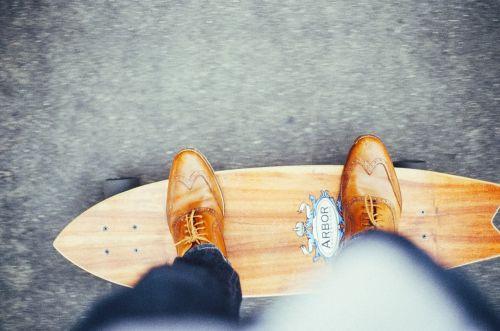 važinėjimas riedlente, avalynė, avalynė, mediena, Sportas, kojos, batai, riedlentė, važinėjimas riedlente