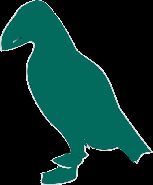 Puffin, Paukštis, Jūros Paukštis, Mažas Auk, Fratercula, Nemokama Vektorinė Grafika