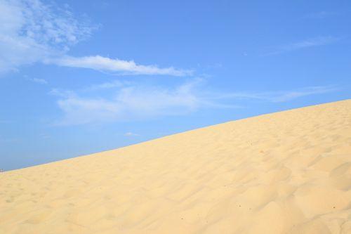 pyla kopos,kopos,smėlis,Pilat kopos,vasara,kraštovaizdis,dykuma,france