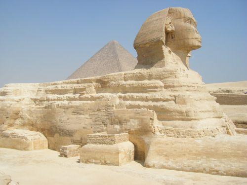 piramidė,Sfinksas,Egiptas