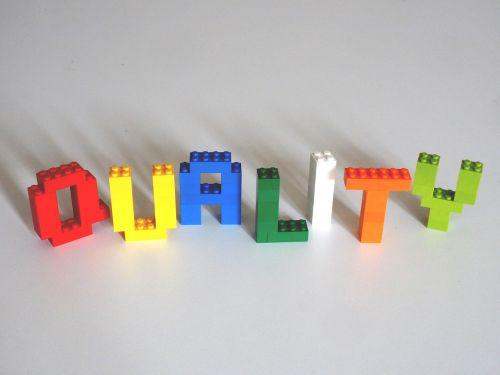 kokybė,lego,raidės