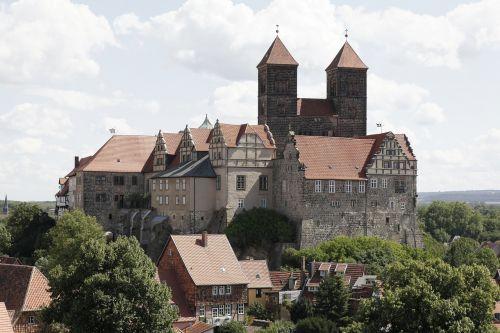 Quedlinburg,altstatt,santūra