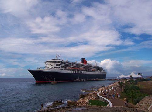karalienės mario laivas,kruizas,valtis,jūra,kelionė,turizmas,laivas,prabangus kruizinis laivas,vandenyno laivas,kruizinis laivas