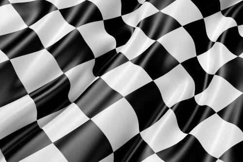 lenktynės, lenktynės & nbsp, takelis, vėliava, juoda, balta, greitkelis, fonas, simbolis, varzybos, lenktynių takelio vėliava