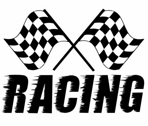 lenktynės, kriauklė, vėliava, vėliavos, juoda, balta, grafika, dizainas, sportas, lenktynių raižyti vėliavos