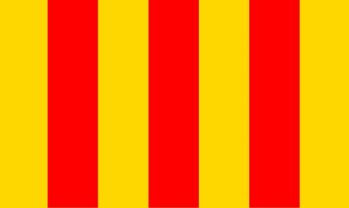 lenktynių vėliava,atsargiai vėliava,įspėjimo ženklas,sulėtinti vėliavą,Indijos lenktynių lyga,greitkelio vėliava,nemokama vektorinė grafika