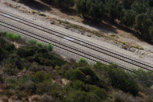 geležinkelis, trasa, aukščiau, traukiniai, traukimas & nbsp, pastebėjimas, bėgiai, gabenimas, teikia, linijos, pagrindinės & nbsp, linijos, paukščio & nbsp, akių & nbsp, peržiūra, geležinkelio bėgis iš viršaus