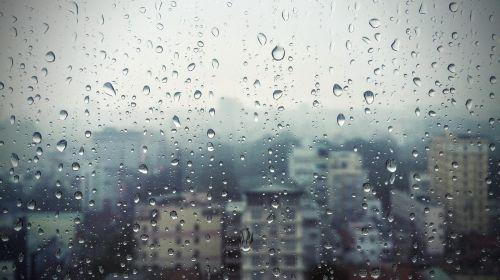 lietus,lietus,saigon,Vietnamas,lango stiklas,lašai,miesto vaizdas