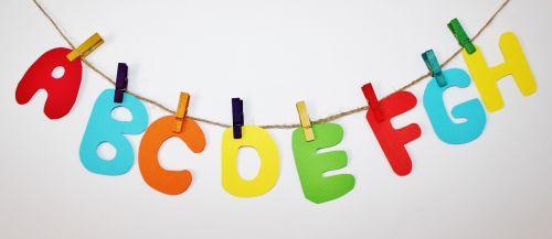 Skaityti,  Mokytis,  Raidės,  Švietimas,  Abc,  Abėcėlė