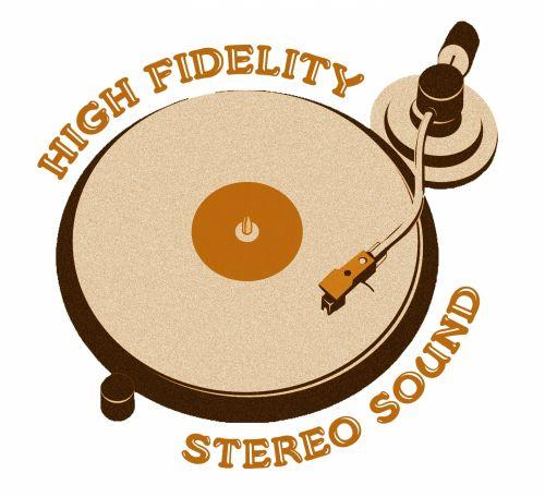 įrašyti, įrašai, vinilo, denio, turntable, retro, muzika, dj, garsas, garsai, grafika, stereo, high-fi, aukštas & nbsp, tvirtesnis, įrašyti grotuvą